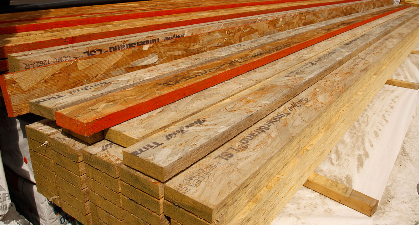 Engineered Wood Products Gillies Lumber