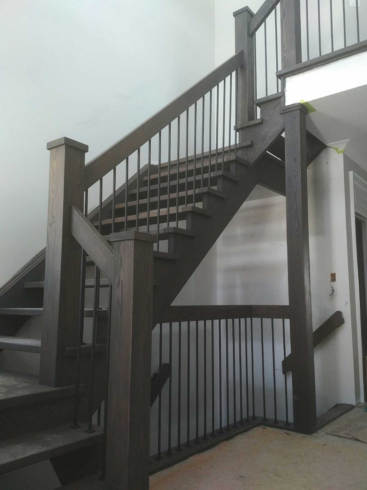 Interior Stairs And Railings Gillies Lumber